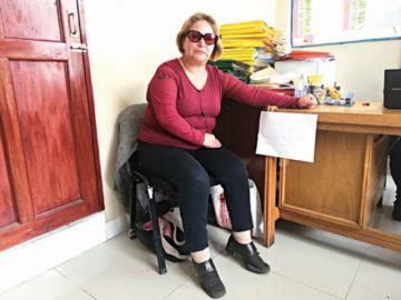 Instalan huelga de hambre exigiendo pago de sueldos