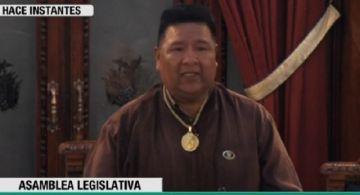 Choque asume presidencia de Diputados y anuncia que priorizará ley para nuevas elecciones