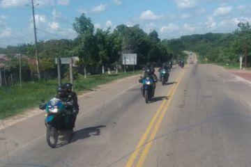 Fuerzas de seguridad desbloquean el puente de Yapacaní