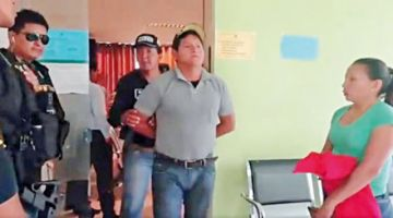 A la cárcel el policía que vendía granadas de gas