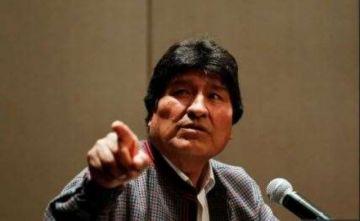 """Evo inventó que le hacían escuchar el """"Lamento boliviano"""" cuando era niño"""