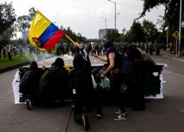 Colombia: Vandalismo y toque de queda tras protestas contra el gobierno de Duque