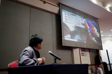 Evo Morales protagonizó al menos tres manipulaciones informativas