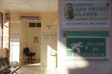Hospital San Pedro Claver redujo su atención al 10%