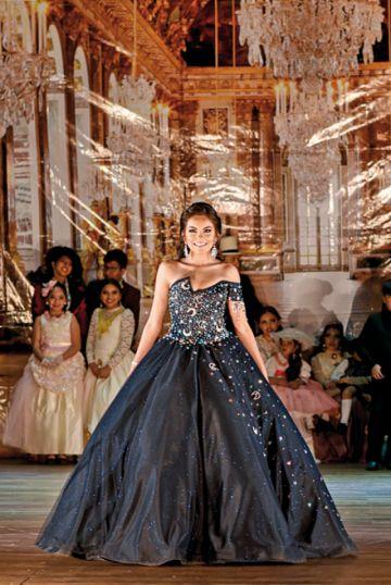 Fátima Zambrana es Miss 15 Años y Paula Ribera, Señorita 15 Años