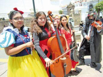 Músicos de Sucre exigirán aprobar la Ley del Artista