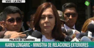 Familiares de Quintana logran salvoconducto para salir del país
