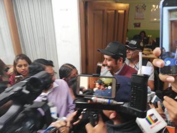 Urgente: Aprehenden al gobernador Esteban Urquizu