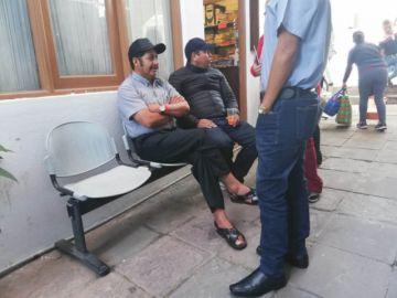 Denuncia: Gobernador Urquizu declara en la Fiscalía