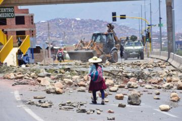 Operativo policial logra recuperar el control en Yapacaní