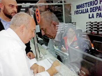 Formalizan la denuncia contra Evo por sedición