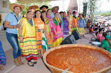Monteagudo vive cultura en el Día de la Tradición