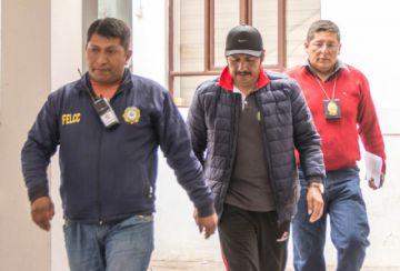 Audiencia cautelar de Urquizu será este domingo