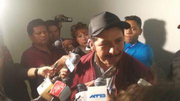 Juez otorga detención domiciliaria para gobernador Esteban Urquizu