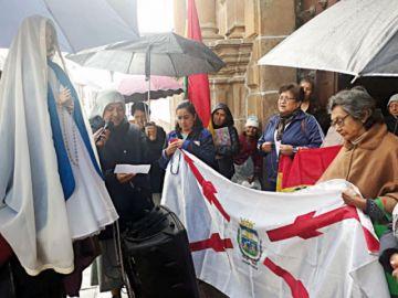 Iglesia llama a unirse para pacificar el país