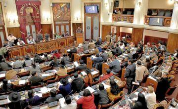 Aprueban ley de convocatoria a elecciones y hoy se promulga