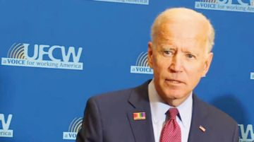 Biden critica apoyo republicano a Trump en trama ucraniana