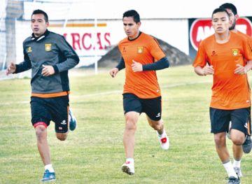"""El Tigre intentará rugir en la """"Caldera"""""""