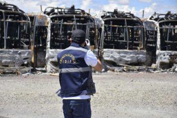 Fiscalía General apunta a identificar a los autores de la quema de Pumakataris