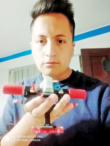 Robótica: Arnez se alista para competición en Japón