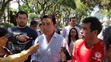 Fuerzas políticas en Sucre llaman a la unidad para hacer frente al MAS