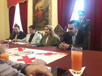 COD pide que la posesión del nuevo Gobierno sea en Sucre