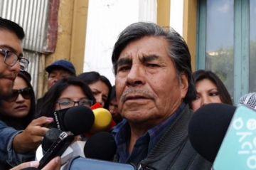 """""""El Mallku"""" pide procesar a Camacho y Pumari por muertes en El Alto y Cochabamba"""