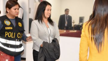 La liberación de Fujimori acelera el caso Lava Jato