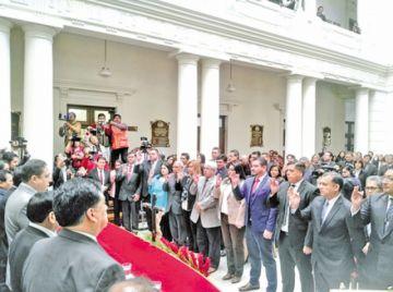 Judiciales retoman nombramientos  de nuevos vocales