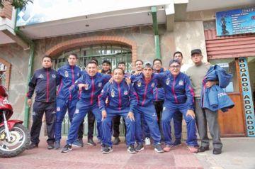 Antofagasta va por el batacazo a Oruro