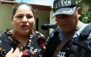 Mandan a la cárcel a excandidata a diputada del MAS