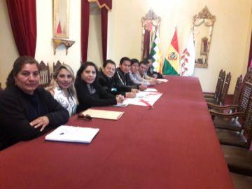 Codeinca sugiere 15 nombres para vocales del TSE y TED de Chuquisaca
