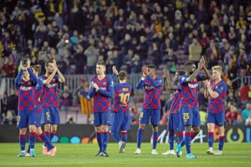 El Barça con boleto a octavos