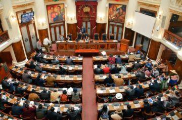 En marcha decisiva sesión de la ALP para la renovación del Órgano Electoral