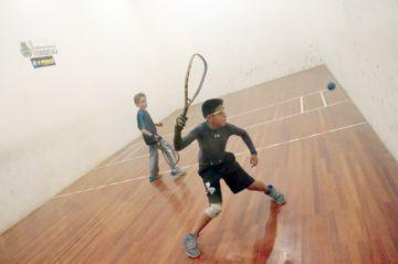 Raquetbol alista último torneo