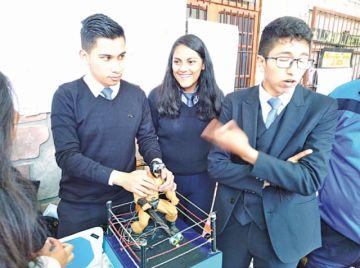 Ciencia y tecnología en el Don Bosco