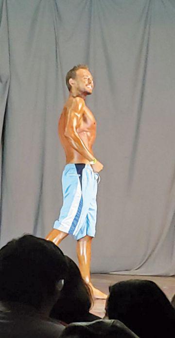Rodrigo Hoss gana en su categoría