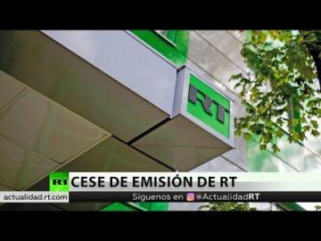 Cotas cesa emisiones del canal de televisión ruso RT en español