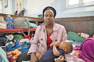 Brote de sarampión provoca miles de  muertes en Congo