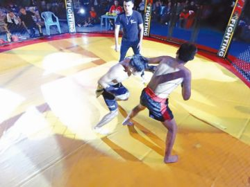 Kick Boxing en la recta final