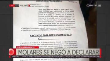 Guerrillero de las FARC calla y fiscales solicitarán su detención preventiva