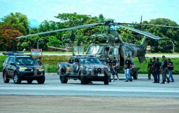 Pedro Montenegro fue entregado a la Policía Federal en el aeropuerto de Corumbá