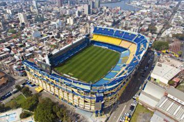 Conmebol borra de la Copa a La Bombonera