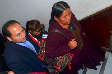 Exfiscal denuncia órdenes de Ramiro Guerrero y del presidente del TCP para liberar a Achacollo