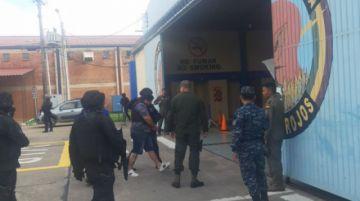 Pedro Montenegro es trasladado al aeropuerto El Trompillo para su extradición