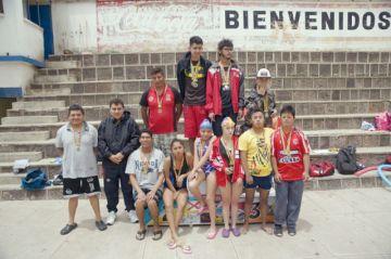 ETI incentiva con un torneo de natación