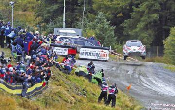Chile suspende rally 2020