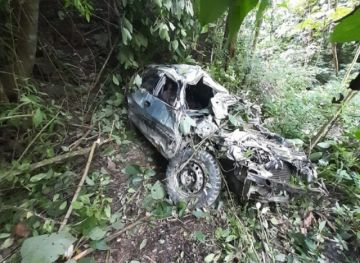 Tres jóvenes fallecen en accidente en Los Yungas