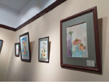 Taller de Dibujo inaugura su exposición