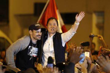 Keiko Fujimori sale libre después de casi 13 meses